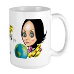 Brittney Immortal Large Mug
