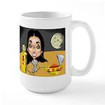 Debby White-Paiva Large Mug