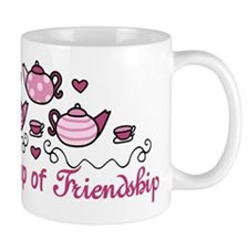Pour A Cup Mug