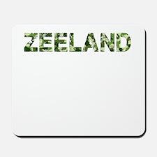 Zeeland, Vintage Camo, Mousepad