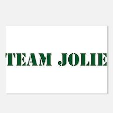 Team Jolie Postcards (Package of 8)