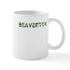 Beaverton, Vintage Camo, Mug