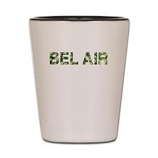 Bel Air, Vintage Camo, Shot Glass