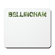 Bellingham, Vintage Camo, Mousepad