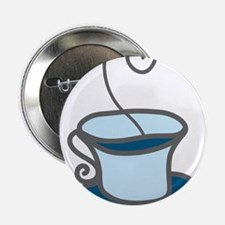 """Coffee Time 2.25"""" Button"""