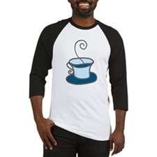 Coffee Time Baseball Jersey