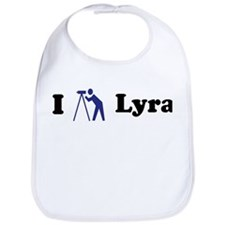 I Stargaze Lyra Bib