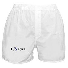I Stargaze Lyra Boxer Shorts