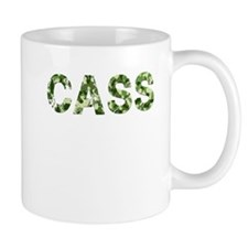 Cass, Vintage Camo, Mug