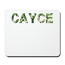 Cayce, Vintage Camo, Mousepad