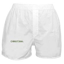 Christiana, Vintage Camo, Boxer Shorts