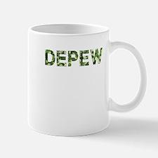 Depew, Vintage Camo, Mug