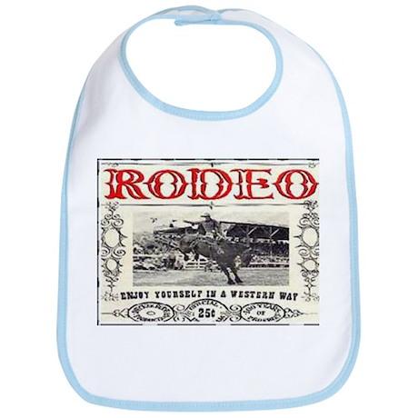 Vintage Rodeo Bib