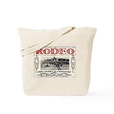 Vintage Rodeo Tote Bag