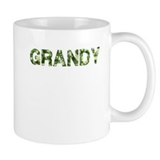 Grandy, Vintage Camo, Mug