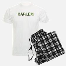 Harlem, Vintage Camo, Pajamas