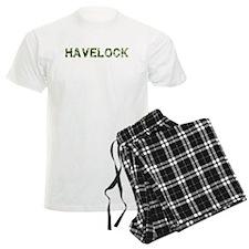 Havelock, Vintage Camo, Pajamas