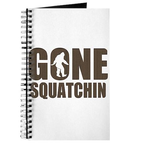 Gone sqautchin Br Journal