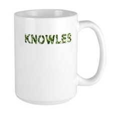 Knowles, Vintage Camo, Mug