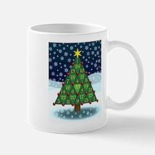 Advent Sum Christmas Tree Mug