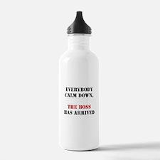 The Boss Arrival Water Bottle