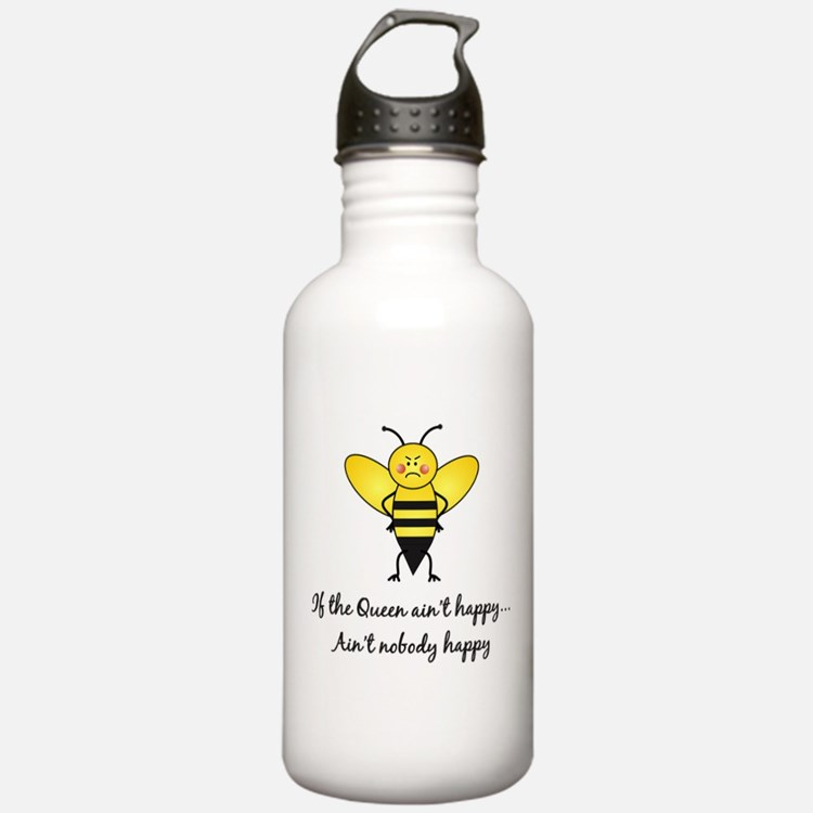 Cute Women Sports Water Bottle