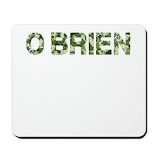 OBrien, Vintage Camo, Mousepad