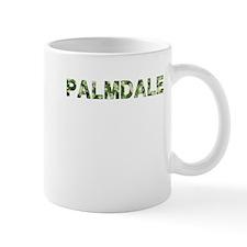 Palmdale, Vintage Camo, Mug