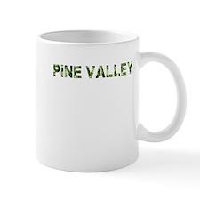 Pine Valley, Vintage Camo, Mug
