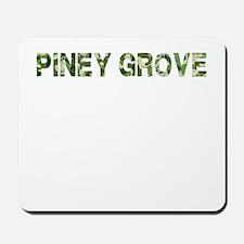 Piney Grove, Vintage Camo, Mousepad