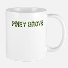 Piney Grove, Vintage Camo, Mug