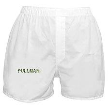Pullman, Vintage Camo, Boxer Shorts