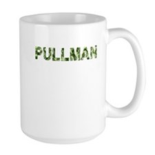 Pullman, Vintage Camo, Mug