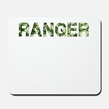Ranger, Vintage Camo, Mousepad