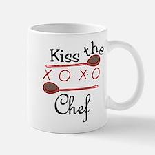 Kiss The Chef Mug