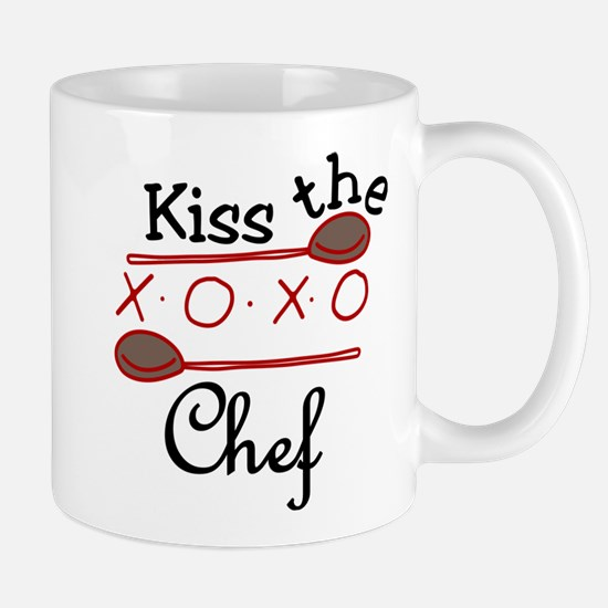 Kiss The Chef Mug