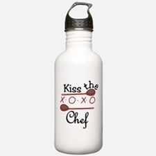 Kiss The Chef Water Bottle