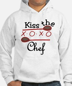 Kiss The Chef Hoodie
