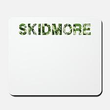 Skidmore, Vintage Camo, Mousepad