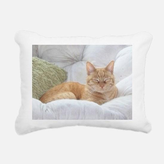 Simba Smiling Rectangular Canvas Pillow