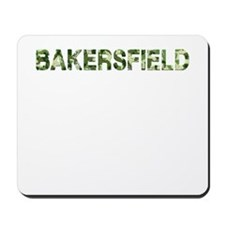 Bakersfield, Vintage Camo, Mousepad