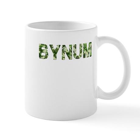 Bynum, Vintage Camo, Mug