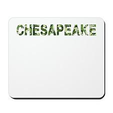 Chesapeake, Vintage Camo, Mousepad