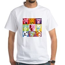 Pop Art Pit Bulls Shirt