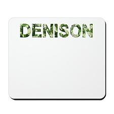 Denison, Vintage Camo, Mousepad