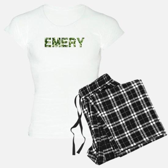 Emery, Vintage Camo, Pajamas