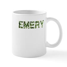 Emery, Vintage Camo, Mug