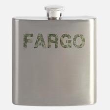 Fargo, Vintage Camo, Flask