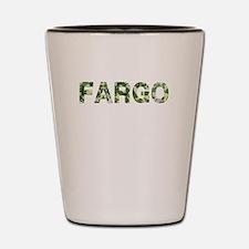 Fargo, Vintage Camo, Shot Glass