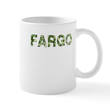 Fargo, Vintage Camo, Mug
